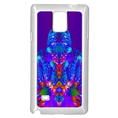 Insect Samsung Galaxy Note 4 Case (white)