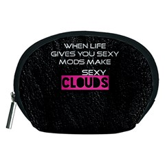 When Life Gives You Sexy Mods  Accessory Pouch (Medium)