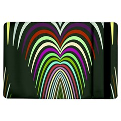 Symmetric waves 	Apple iPad Air Flip Case