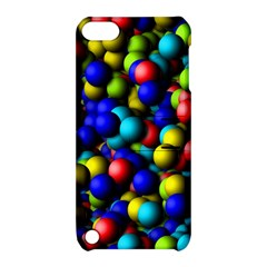 Colorful Balls Apple Ipod Touch 5 Hardshell Case With Stand