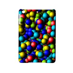 Colorful balls Apple iPad Mini 2 Hardshell Case