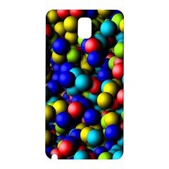 Colorful Balls Samsung Galaxy Note 3 N9005 Hardshell Back Case