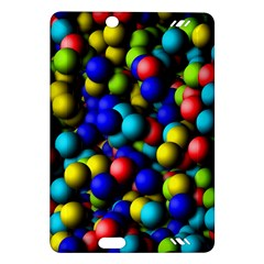 Colorful balls Kindle Fire HD (2013) Hardshell Case
