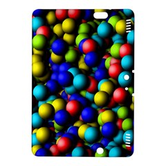 Colorful Balls Kindle Fire Hdx 8 9  Hardshell Case