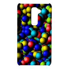 Colorful balls LG G2 Hardshell Case