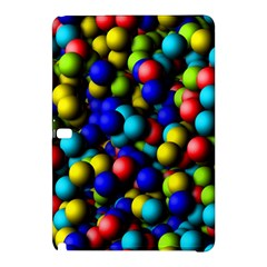 Colorful Balls Samsung Galaxy Tab Pro 10 1 Hardshell Case
