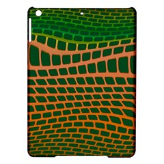 Distorted Rectangles Apple Ipad Air Hardshell Case