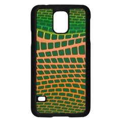 Distorted rectangles Samsung Galaxy S5 Case