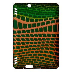 Distorted rectangles 	Kindle Fire HDX Hardshell Case