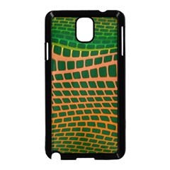 Distorted rectangles  Samsung Galaxy Note 3 Neo Hardshell Case