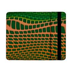 Distorted rectangles 	Samsung Galaxy Tab Pro 8.4  Flip Case