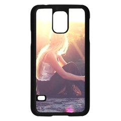 Boho Blonde Samsung Galaxy S5 Case (black)