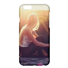 Boho Blonde Apple Iphone 6 Plus Hardshell Case