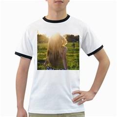 Sophia Men s Ringer T-shirt