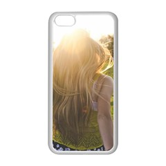 Sophia Apple iPhone 5C Seamless Case (White)