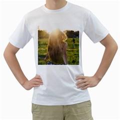 Sophia Men s T Shirt (white)