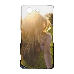 Sophia Sony Xperia Z3 Compact Hardshell Case