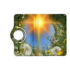 Dandelions Kindle Fire HD (2013) Flip 360 Case