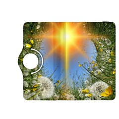 Dandelions Kindle Fire Hdx 8 9  Flip 360 Case