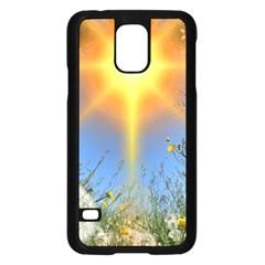 Dandelions Samsung Galaxy S5 Case (black)