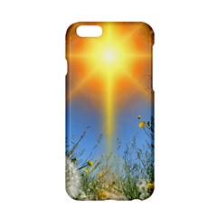 Dandelions Apple Iphone 6 Hardshell Case