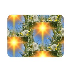 Dandelions Double Sided Flano Blanket (Mini)