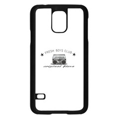 original fresh Samsung Galaxy S5 Case (Black)