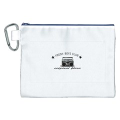 original fresh Canvas Cosmetic Bag (XXL)