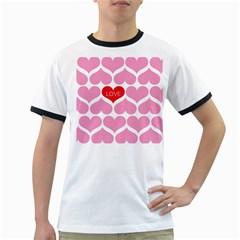 One Love Men s Ringer T-shirt