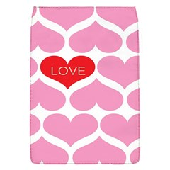 One Love Removable Flap Cover (small)