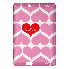 One Love Kindle Fire Hd (2013) Hardshell Case