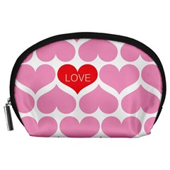 One Love Accessory Pouch (Large)