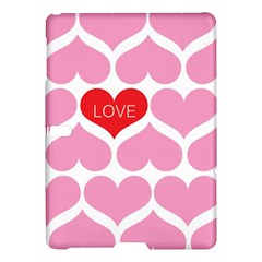 One Love Samsung Galaxy Tab S (10.5 ) Hardshell Case