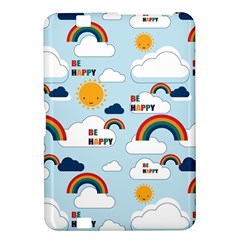 Be Happy Repeat Kindle Fire Hd 8 9  Hardshell Case