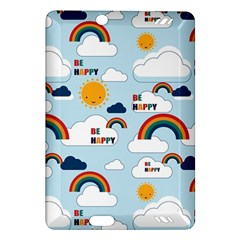 Be Happy Repeat Kindle Fire HD (2013) Hardshell Case