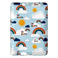 Be Happy Repeat Kindle Fire Hdx Hardshell Case