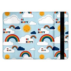 Be Happy Repeat Samsung Galaxy Tab Pro 12.2  Flip Case