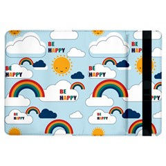 Be Happy Repeat Apple iPad Air Flip Case