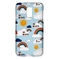 Be Happy Repeat Samsung Galaxy S5 Mini Hardshell Case