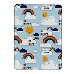 Be Happy Repeat Apple Ipad Air 2 Hardshell Case