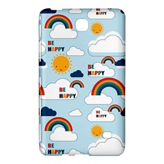 Be Happy Repeat Samsung Galaxy Tab 4 (8 ) Hardshell Case