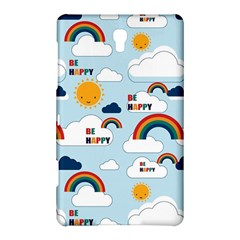 Be Happy Repeat Samsung Galaxy Tab S (8.4 ) Hardshell Case