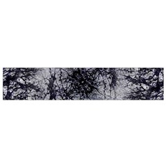 Nature Collage Print  Flano Scarf (small)