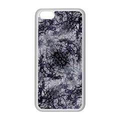 Nature Collage Print  Apple iPhone 5C Seamless Case (White)