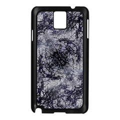 Nature Collage Print  Samsung Galaxy Note 3 N9005 Case (black)