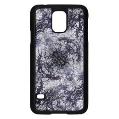 Nature Collage Print  Samsung Galaxy S5 Case (black)