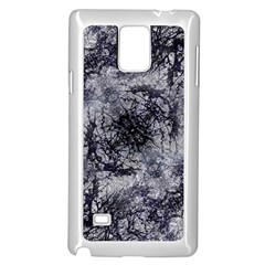 Nature Collage Print  Samsung Galaxy Note 4 Case (White)