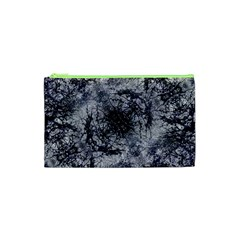 Nature Collage Print  Cosmetic Bag (XS)