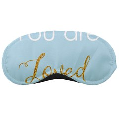 You Are Loved Sleeping Mask
