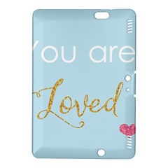 You are Loved Kindle Fire HDX 8.9  Hardshell Case